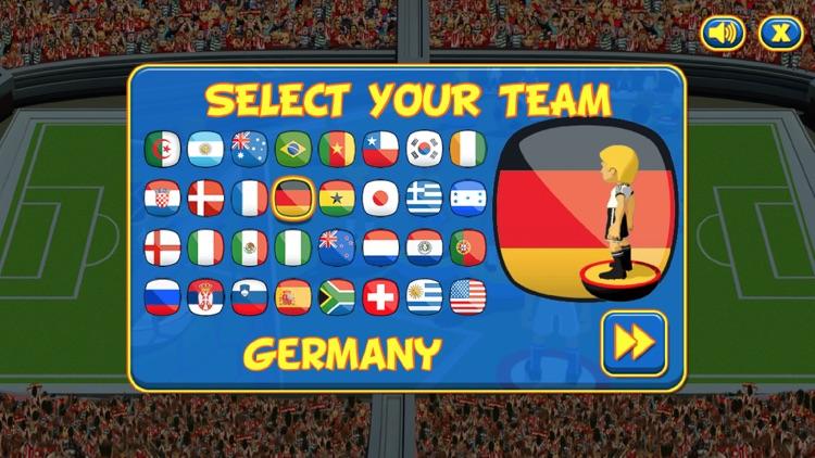 Flicking Soccer ® screenshot-3