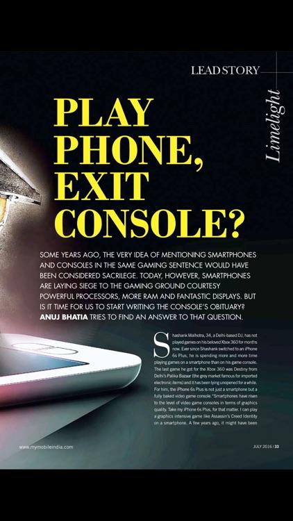 My Mobile (magazine) screenshot-4