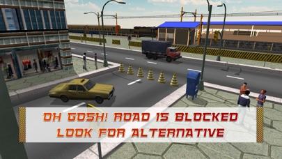 Coger el tren - vehículos extremas de conducción y el aparcamiento juego de simuladorCaptura de pantalla de2