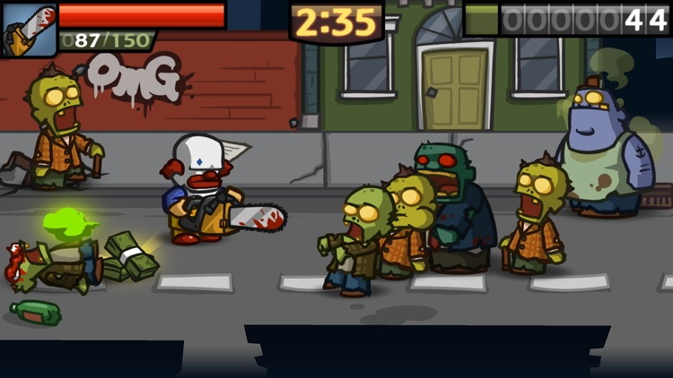 Zombieville USA 2 screenshot-3