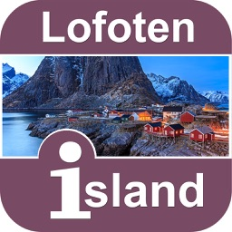 Lofoten Island Offline Map Travel  Guide
