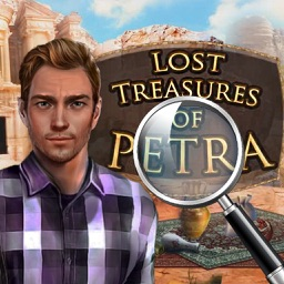 Lost Treasures of Petra Mystery