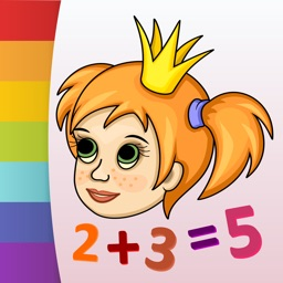 Color by Numbers - Princesses