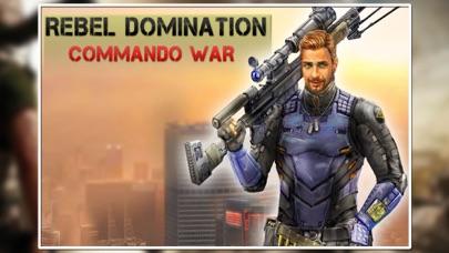 Rebel Domination Commando War screenshot one