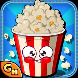 Popcorn Maker-Kids Girls free cooking fun game