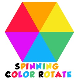 Spinning Color Rotate