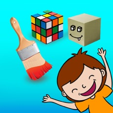 Activities of Montessori Colors and Shapes, an educational game to learn colors and shapes for toddlers