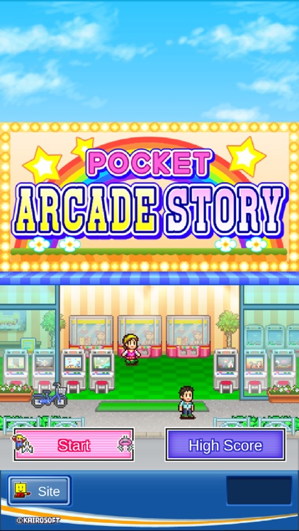 Pocket Arcade Story screenshot-4