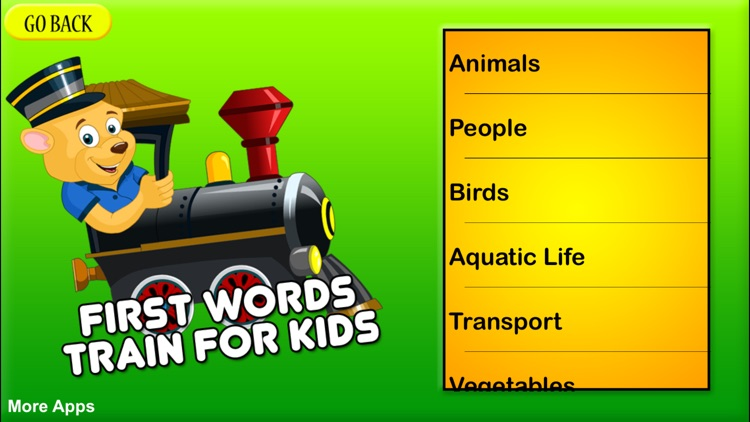 Alphabet Train For Kids - Learn ABCD screenshot-2