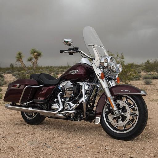 Motorcycles Harley-Davidson Info