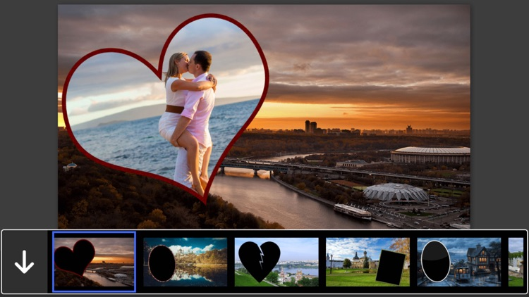 HoneyMoon Photo Frames - Instant Frame Maker & Photo Editor