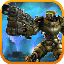 Iron Robot Fighting Machine War Games Free
