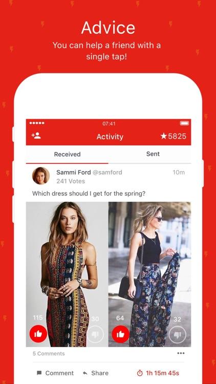 Flashtag - Get quick opinions screenshot-3