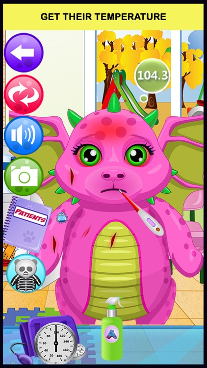 Pet Vet Doctor Salon Games screenshot-3