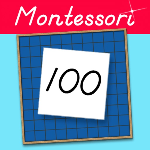 Hundred Board - A Montessori Approach to Math