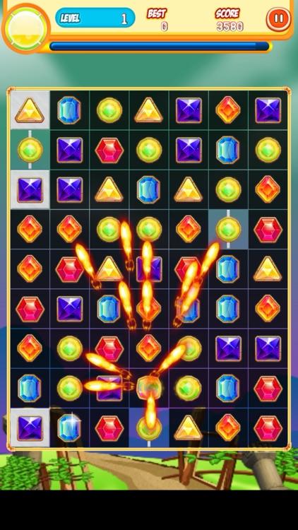 Jewels Quest Hero screenshot-4