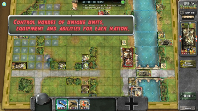 ‎Heroes of Normandie Screenshot