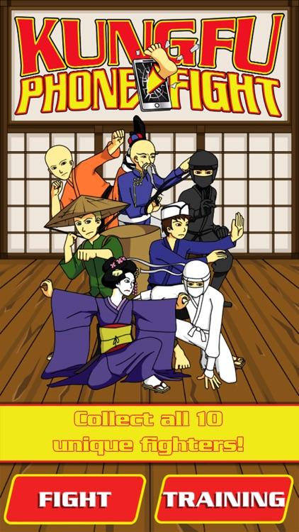 Kung Fu Phone Fight screenshot-3