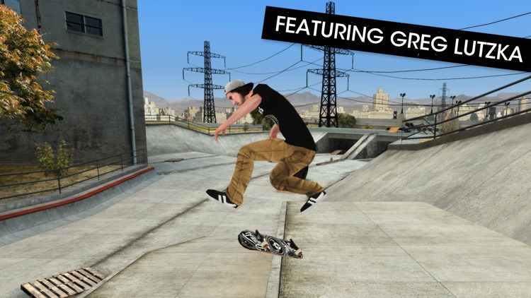 Skateboard Party 3 ft. Greg Lutzka screenshot-0