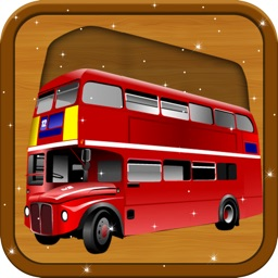 Bus and Train Jigsaw Puzzle