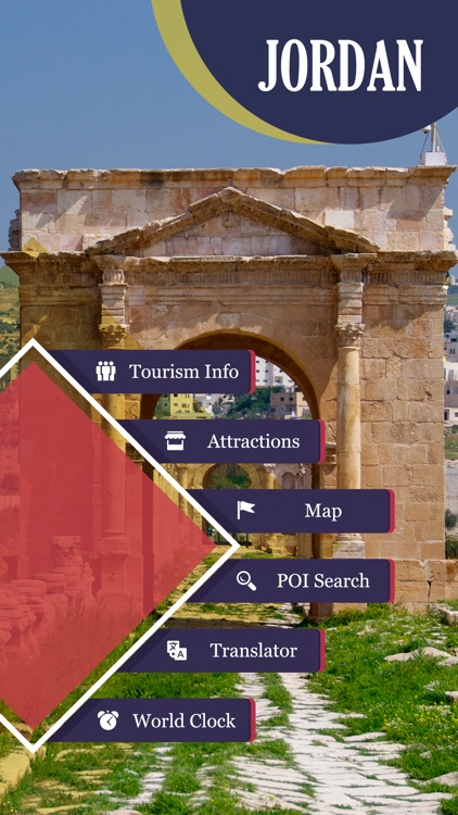 Jordan Tourist Guide screenshot-1