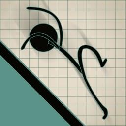 Doodle Stickman Jump n Fall: Don't Crash Off The Line