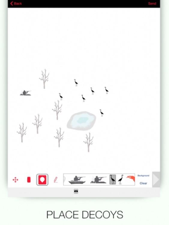 Sandhill Crane Hunt Planner for Sandhill Crane Hunting & Waterfowl Hunting