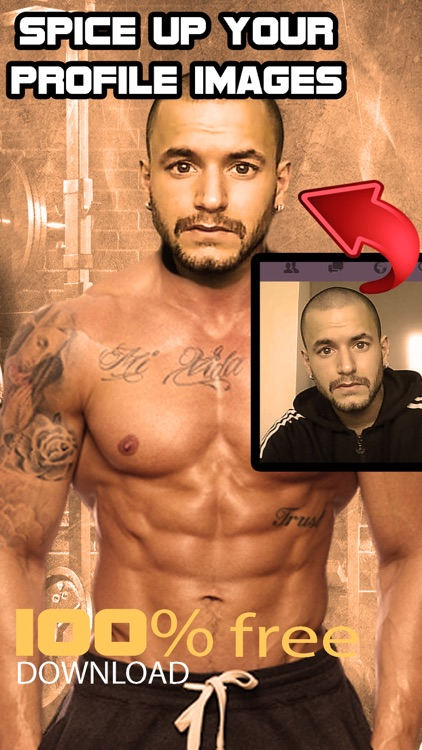 Muscle bodies - suit you up with a killer body app image