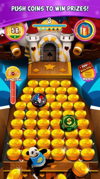 Coin Party: Carnival Pusher screenshot-0