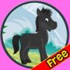 非常有趣的马为孩子 - 免费游戏
