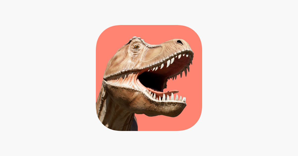 T-Rex Sounds on the App Store