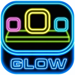 Glow Wallpapers & Backgrounds Maker - Make Custom Home Screen Wallpaper with Icons, Shelves & Docks
