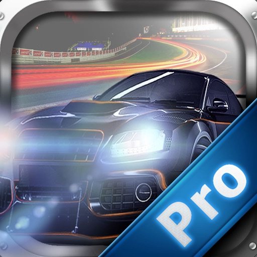 A Track Fury PRO - highway Driving Force