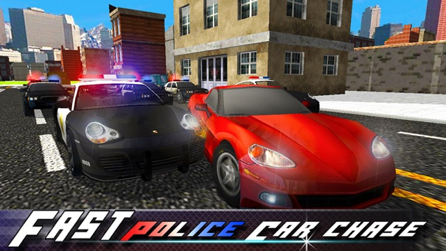 Fast Police Car Chase 2016: Smash The Criminals Cars To Get Busted On The  App Store
