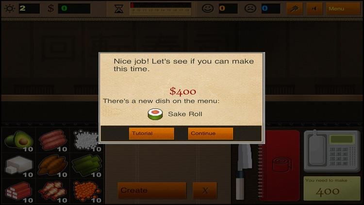 Sushi Go Round - Simulation Game screenshot-3
