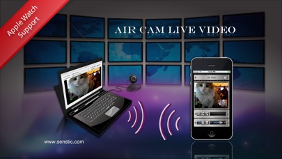 Air Cam Live Video review screenshots
