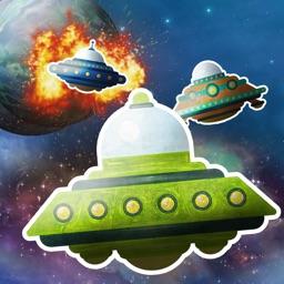 UFO War:galaxy battle