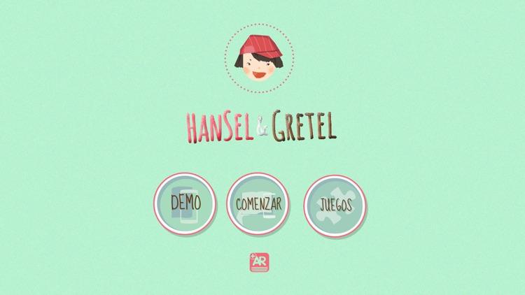 Hansel & Gretel BooksARalive