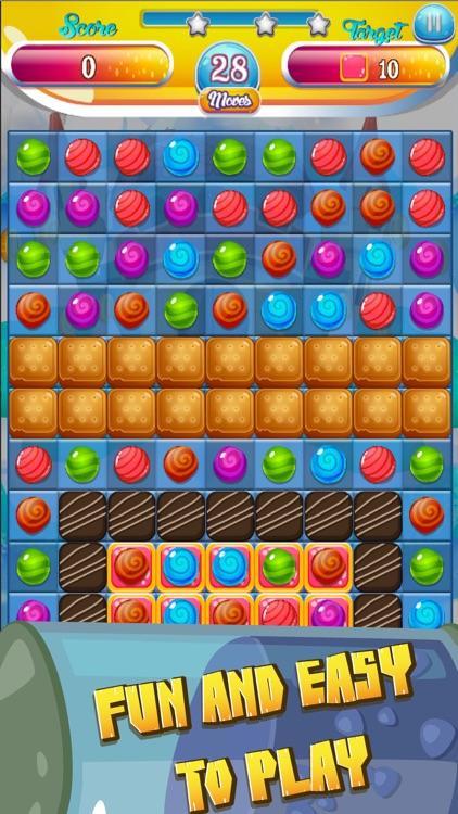 Libra Candy Story - Legend Story Match Puzzle