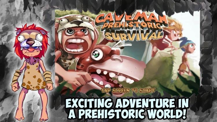 Caveman Clash Survival Royale screenshot-0
