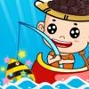 乐乐爱钓鱼-海绵宝宝最爱的小游戏-儿童益智教育免费