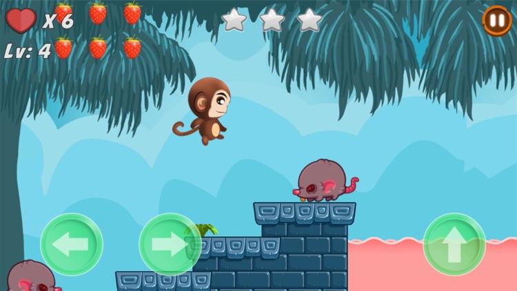 Jungle Monkey Adventure screenshot-4