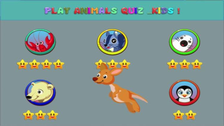 Kids Exercise-Animal Workout screenshot-4