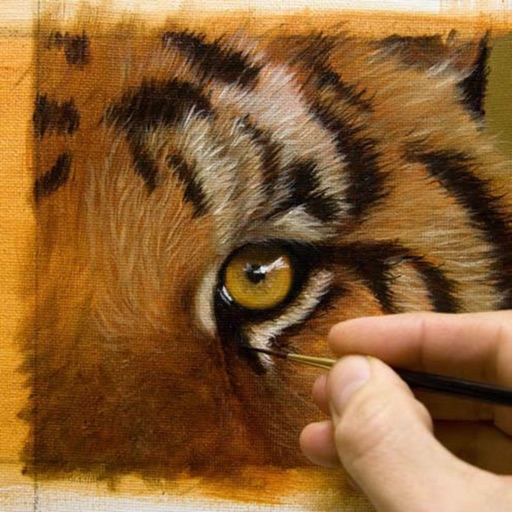 How to Paint Fur:painting and Tutorial
