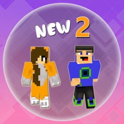 New Boy & Girl Skins for Minecraft Pocket Edition