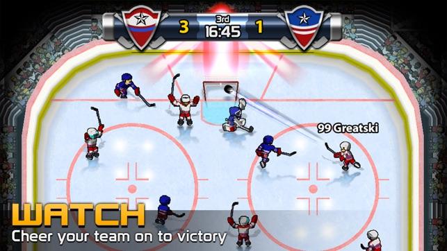 Big Win Hockey 2019 On The App Store