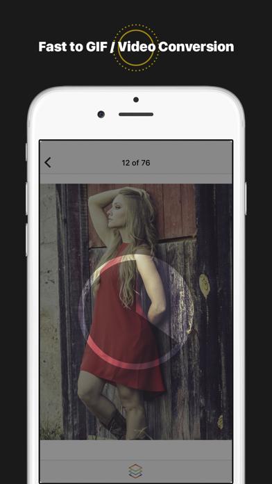LiveBurst - Animate Burst Photos, Live to GIF Converterのおすすめ画像4