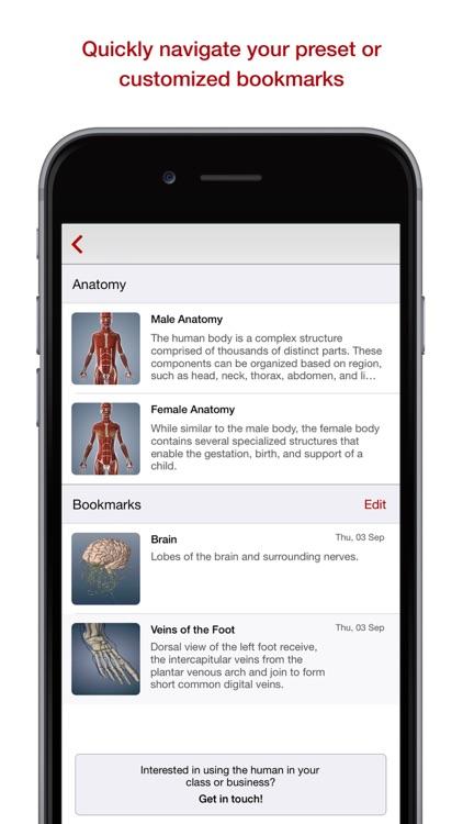 BioDigital Human: 3D Anatomy Explorer screenshot-3
