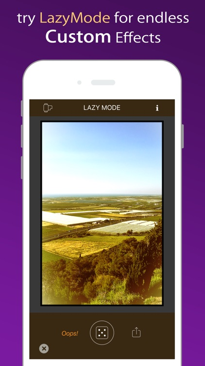 FilterBaker - Custom Photo & Video Filter Editor Studio - Create Advanced Filters for Free screenshot-0