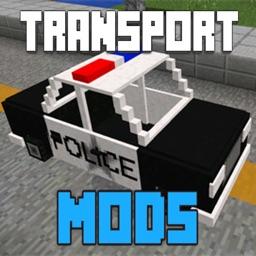 TRANSPORT MODS FOR MINECRAFT PC EDITION - MOD POCKET GUIDE